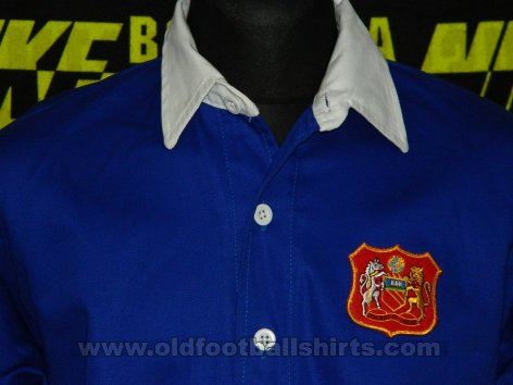 Manchester United Retro Replicas football shirt 1948