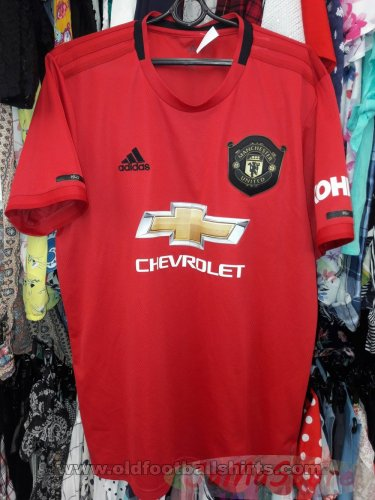 Manchester United Home football shirt 2019 - 2020