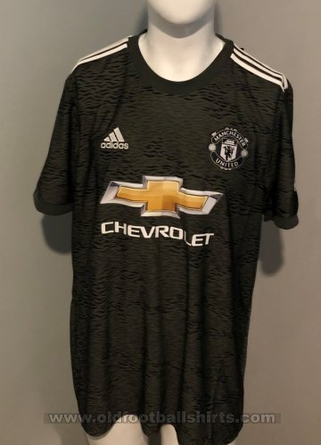 Manchester United Away football shirt 2020 - 2021