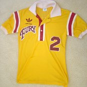 Home football shirt 1978 - 1981