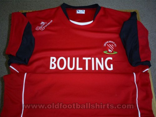 Droylsden Home football shirt 2007 - ?