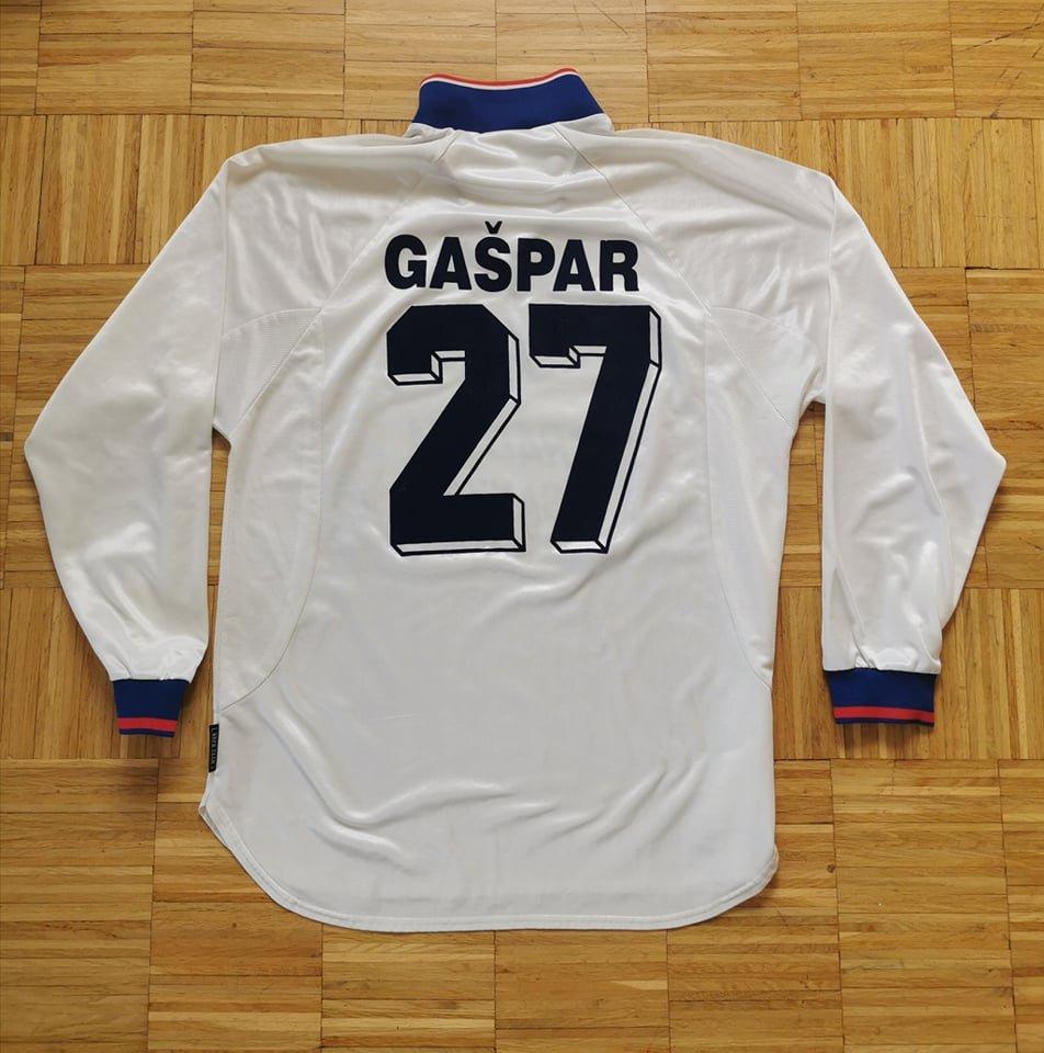 Croatia Goalkeeper футболка 1998 1999.