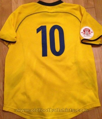 Inter Zapresic Home football shirt 2004 - 2005
