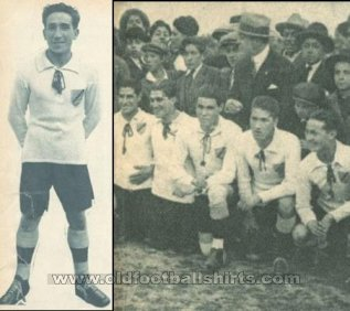 Colo-Colo Home football shirt 1925