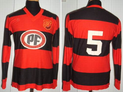 714406520 Rangers Home camisa de futebol 1987.