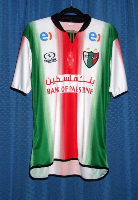 Palestino Home Maillot de foot 2015. 1a056faeb