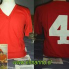 Union Espanola Local Camiseta de Fútbol 1940