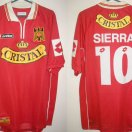 Union Espanola football shirt 2002 - 2003