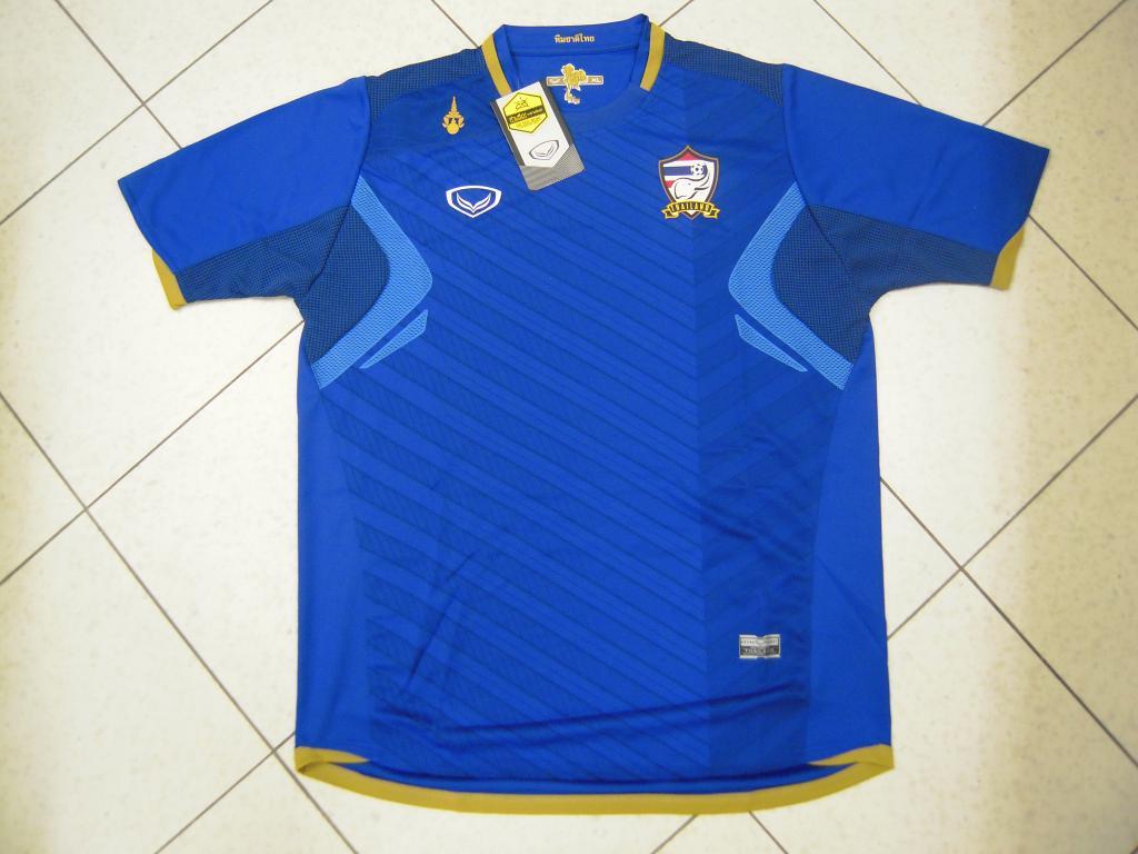 thailand home football shirt 2012