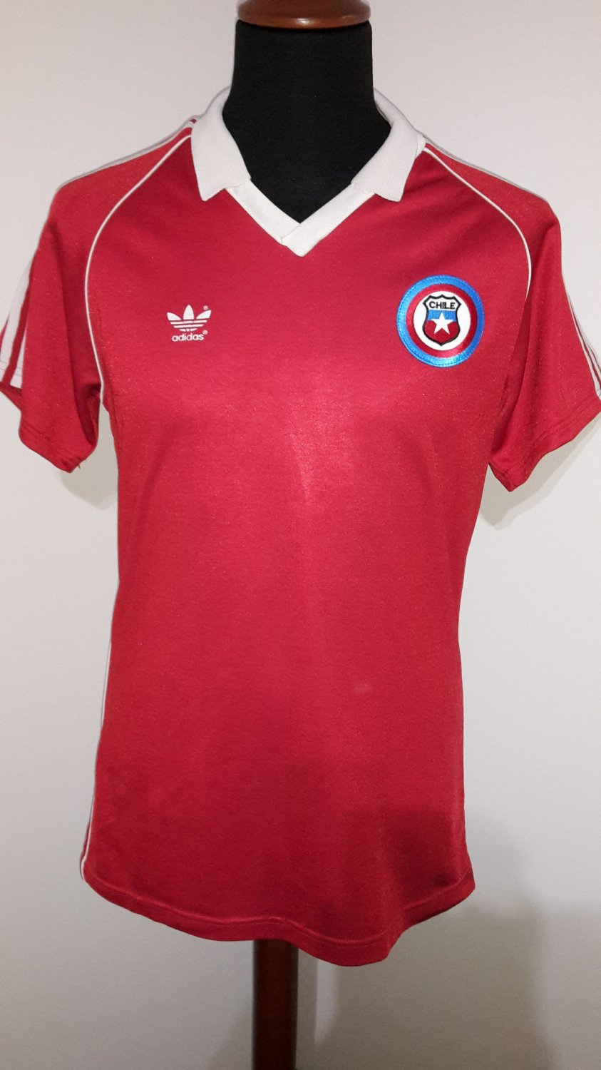 Chile Home Maillot de foot 1982.
