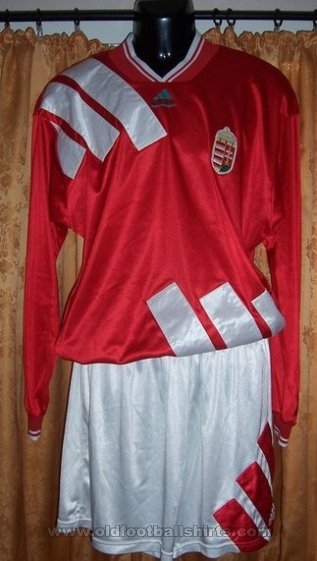 Hungary Home football shirt 1994 - 1995