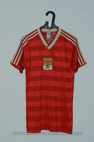 Indonesia Home Maillot de foot 1988 - 1989