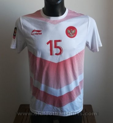 Indonesia Away baju bolasepak 2018