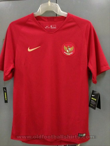 Indonesia Home футболка 2018 - 2019