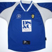 Away football shirt 2004 - 2005
