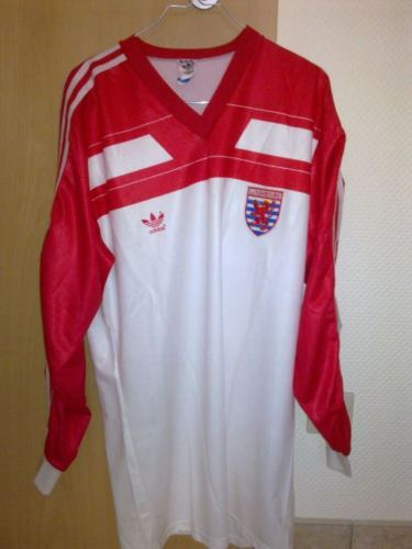 731c3908b ... worn in their Euro 88 qualifying campaign