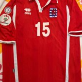 Luxembourg Home футболка 2006 - 2007