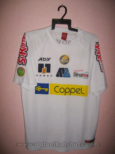 Dorados de Sinaloa Home football shirt 2009 - 2010