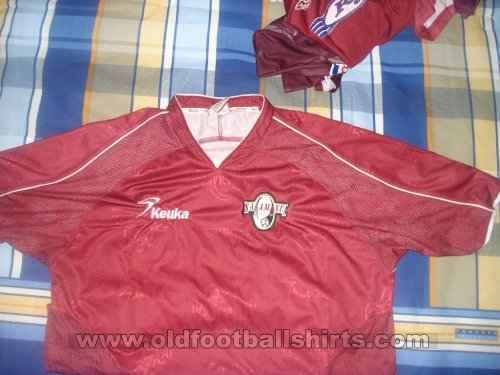 Salamanca Home Maillot de foot 2005