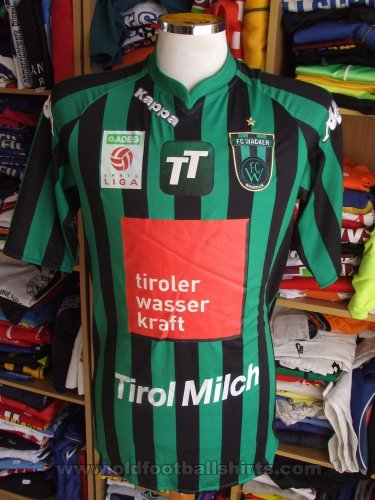 Wacker Innsbruck Home football shirt 2008 - 2009