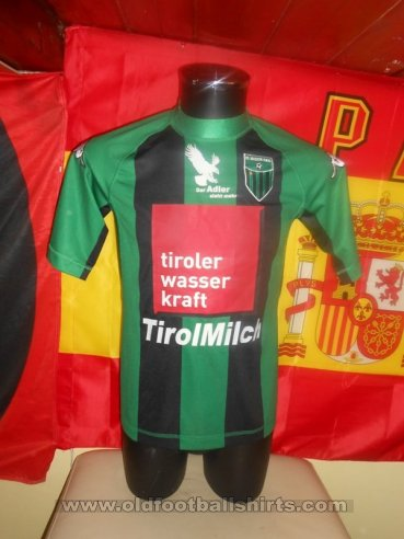 Wacker Innsbruck Home football shirt (unknown year)