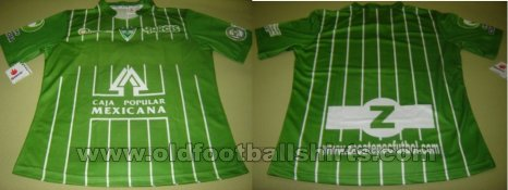 Atletico Zacatepec Home football shirt 2011 - 2012