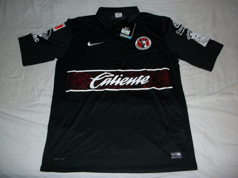 club tijuana away football shirt 2012 added on 20120321