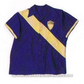 Club Deportivo Oro Away football shirt 1948