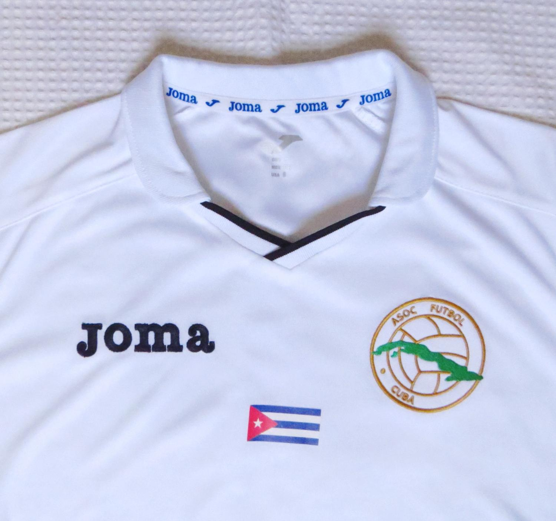 Cuba Away Camiseta de Fútbol 2015 - 2016. ed449be38c109
