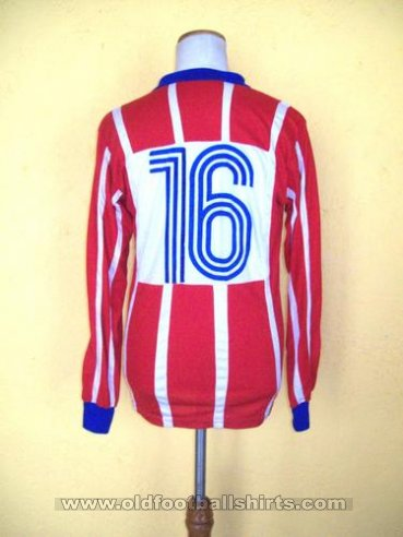 Central Espanol Home football shirt 1984