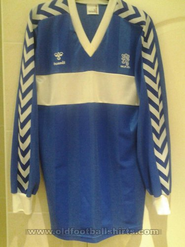 Middlesbrough Visitante Camiseta de Fútbol 1984 - 1985