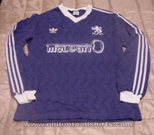 Middlesbrough Away football shirt 1982 - 1983