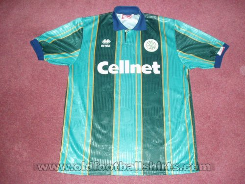 Middlesbrough Spezial Fußball-Trikots 1995 - 1996