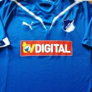 TSG 1899 Hoffenheim football shirt 2009 - 2010