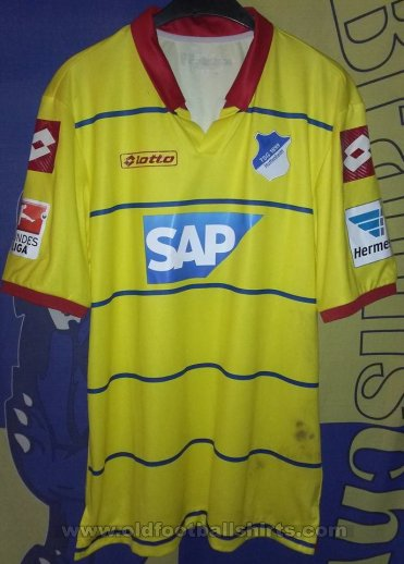 TSG 1899 Hoffenheim Away football shirt 2014 - 2015