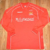 Away football shirt 2005