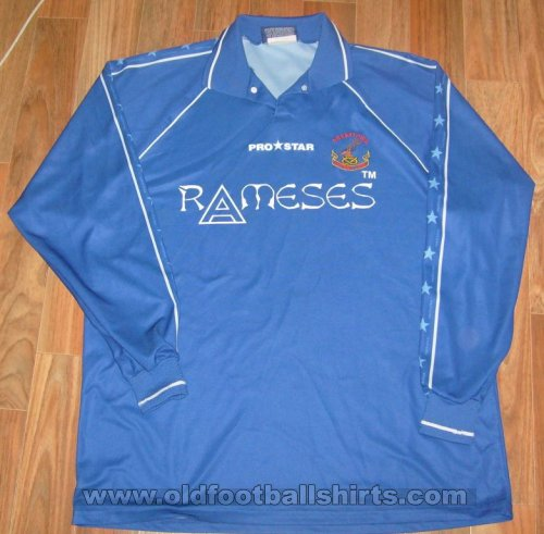 Chasetown Home football shirt 2001 - 2002