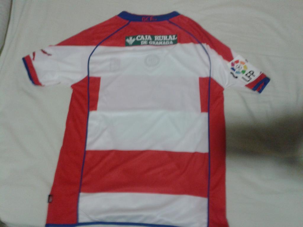 Granada CF Home Camiseta de Fútbol 2011 - 2012.