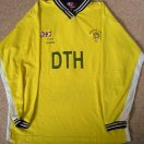 Worksop Maillot de foot 2001 - 2002