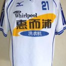 Beijing Renhe F.C. football shirt 1998 - 1999