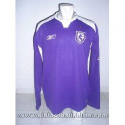 Deportivo Saprissa Home football shirt 2003 - 2004