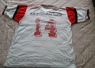 Alajuelense Away football shirt 1996