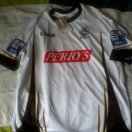 Dover Athletic football shirt 2011 - 2009