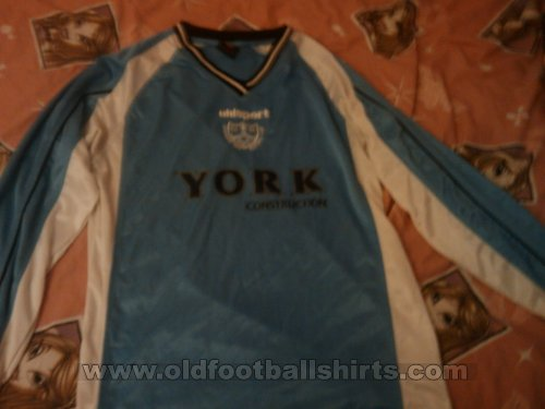 Cambridge City Fora camisa de futebol 2005 - 2006