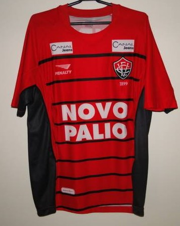 d960a3be4 Vitoria Home baju bolasepak 2007 - 2008.