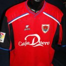 Numancia football shirt 1997 - 1998