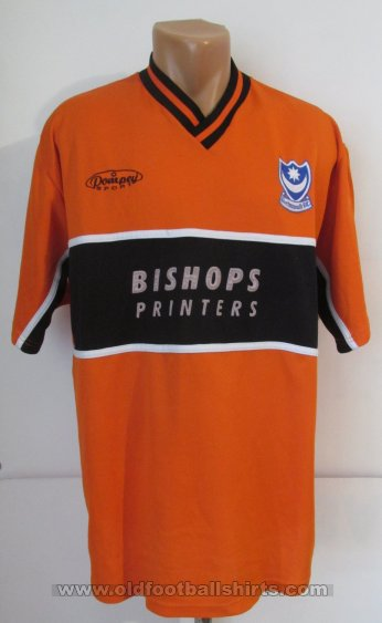 Portsmouth Third football shirt 2000 - 2002