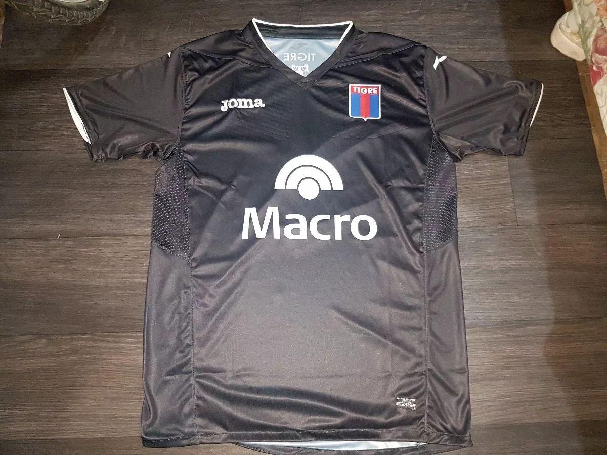 dbed727c957 Tigre Goalkeeper футболка 2017 - 2018. Sponsored by Macro
