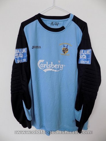 Havant and Waterlooville Goalkeeper voetbalshirt  2008 - 2009