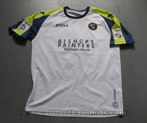 Havant and Waterlooville Home футболка 2015 - 2016